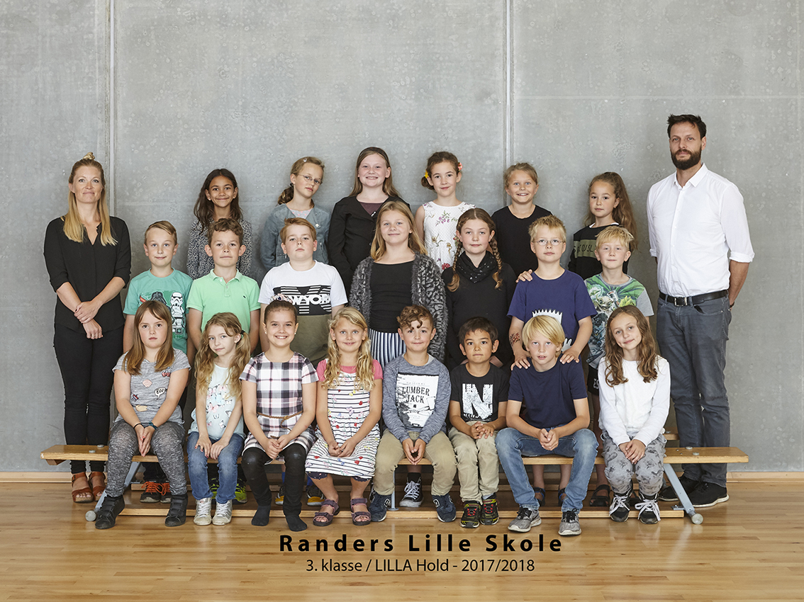 3. klasse / Lilla hold